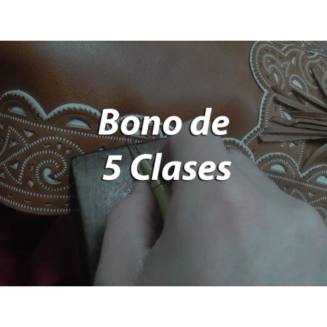 bono de 5 clases