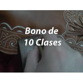 bono de 10 clases
